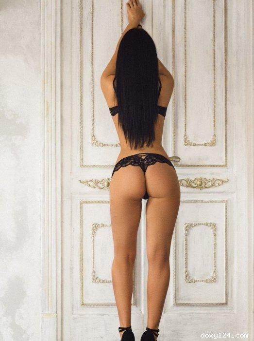 Проститутка     Полина, Красноярск Советский район тел. 8 (960) 758-5425 работает по вызову,  имеет свои аппартаменты,  за 3000р час. - Фото 1