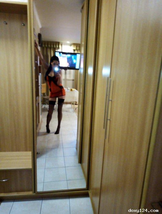 Проститутка     Кристина, Красноярск Взлетка тел. 8 (923) 477-1350 работает по вызову,  имеет свои аппартаменты,  за 3000р час. - Фото 1