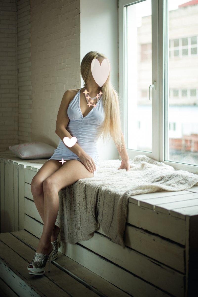 Проститутка     Даша, Красноярск Северный  работает по вызову,  имеет свои аппартаменты,  за 3000 р час. - Фото 1