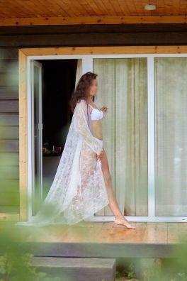 Путана  Ирина, Красноярск Взлетка  работает по вызову,  имеет свои аппартаменты,  за 5000р час. - Фото 12