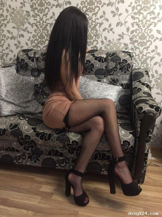 Проститутка     Лали, Красноярск Любой тел. 8 (950) 424-8075 работает по вызову,  за 2000р час. - Фото 1