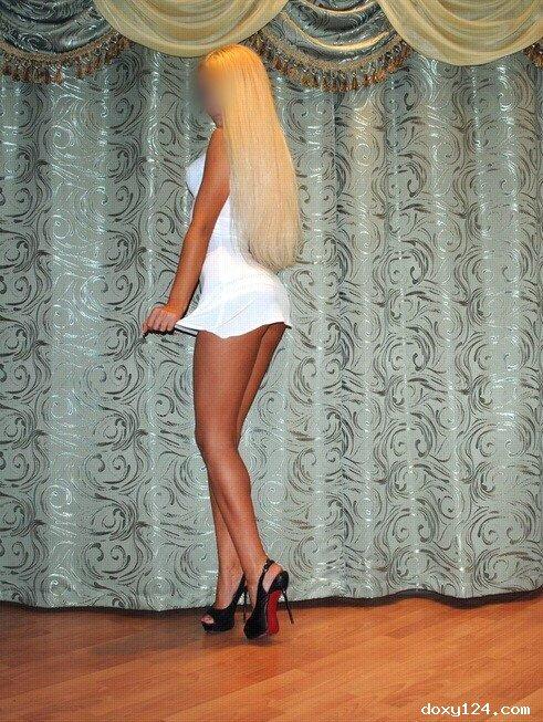 Проститутка     Соня, Красноярск Северный  работает по вызову,  имеет свои аппартаменты,  за 2000р час. - Фото 1